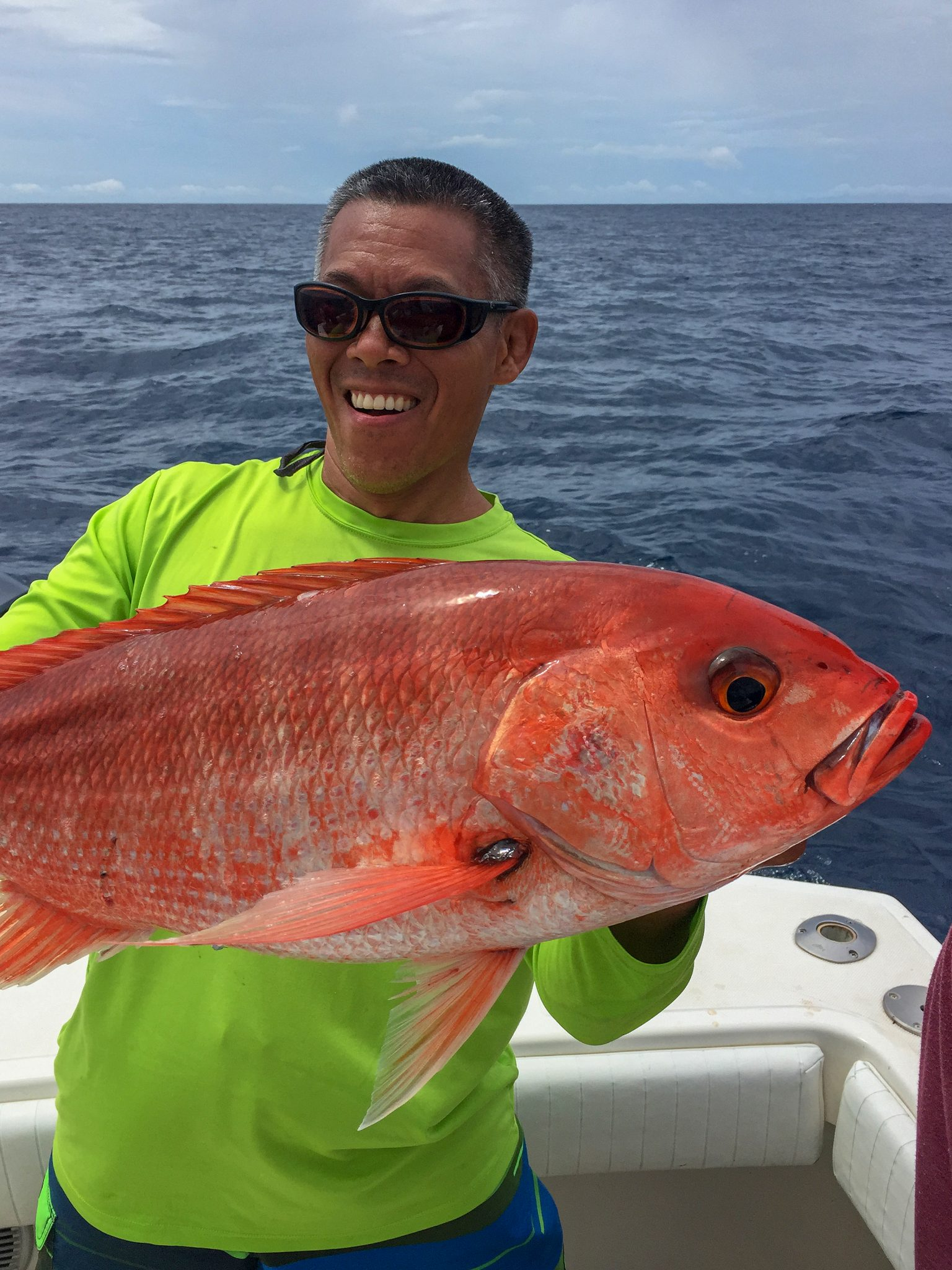 Wasabi Fishing - Red Snapper