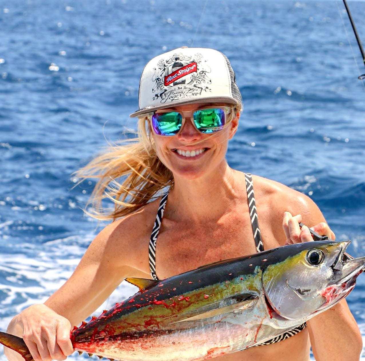 Wasabi Fishing - Yellowfin Tuna