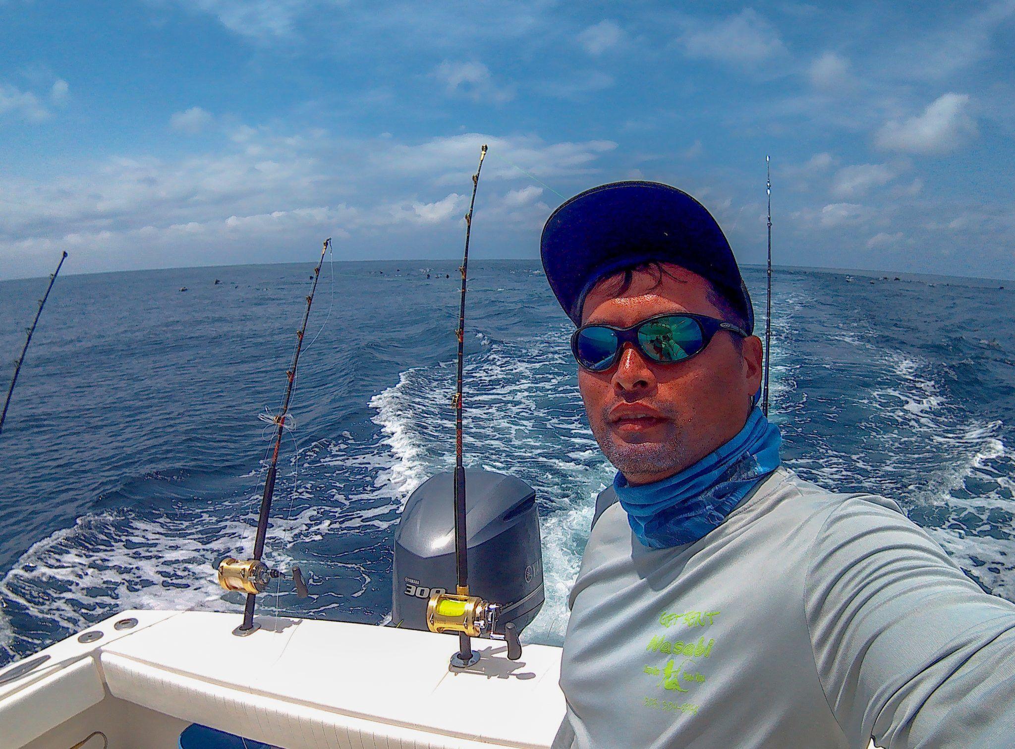 Wasabi Fishing - The Crew